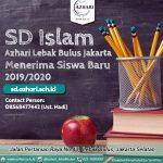 Primary Enrollment 2019/2020 (1 Oktober 2018 - 11 Oktober 2018)