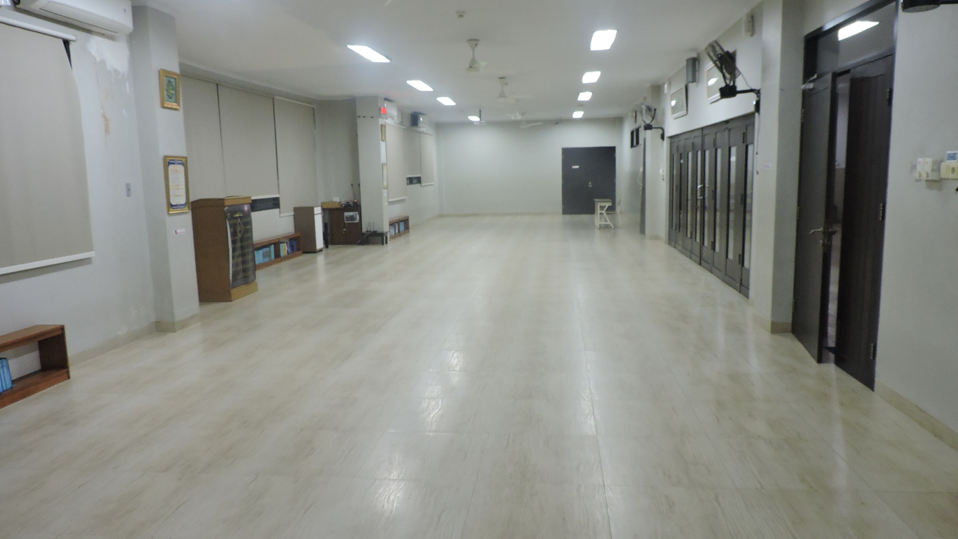 Ruang Ibadah / Hall